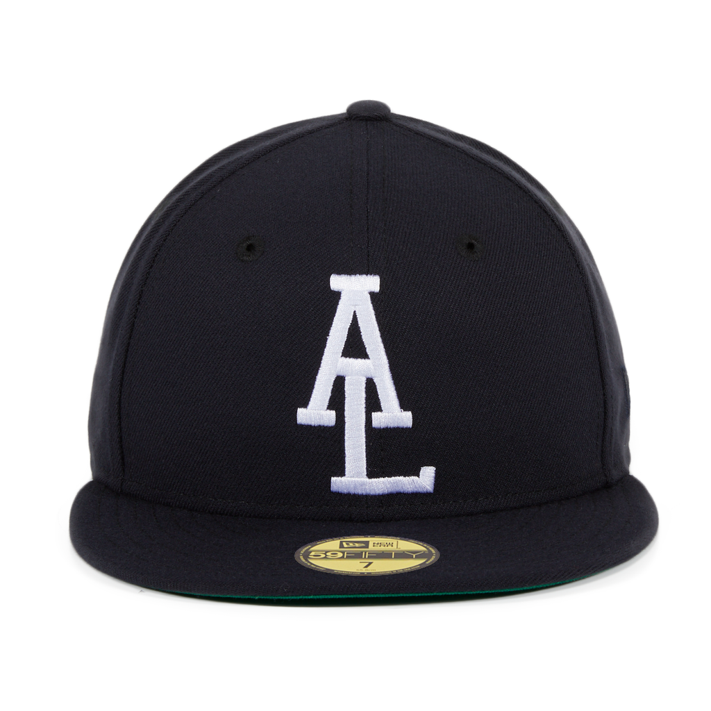 Exclusive New Era 59Fifty AL Umpire Hat - Navy