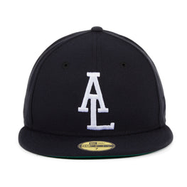 Hat Club Exclusive New Era 59Fifty AL League Fitted Hat - Navy