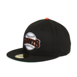 Exclusive New Era 59Fifty San Francisco 1983 Word Hat - Black