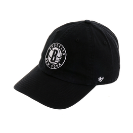 47 Brand Cleanup Brooklyn Nets Adjustable Hat - Black