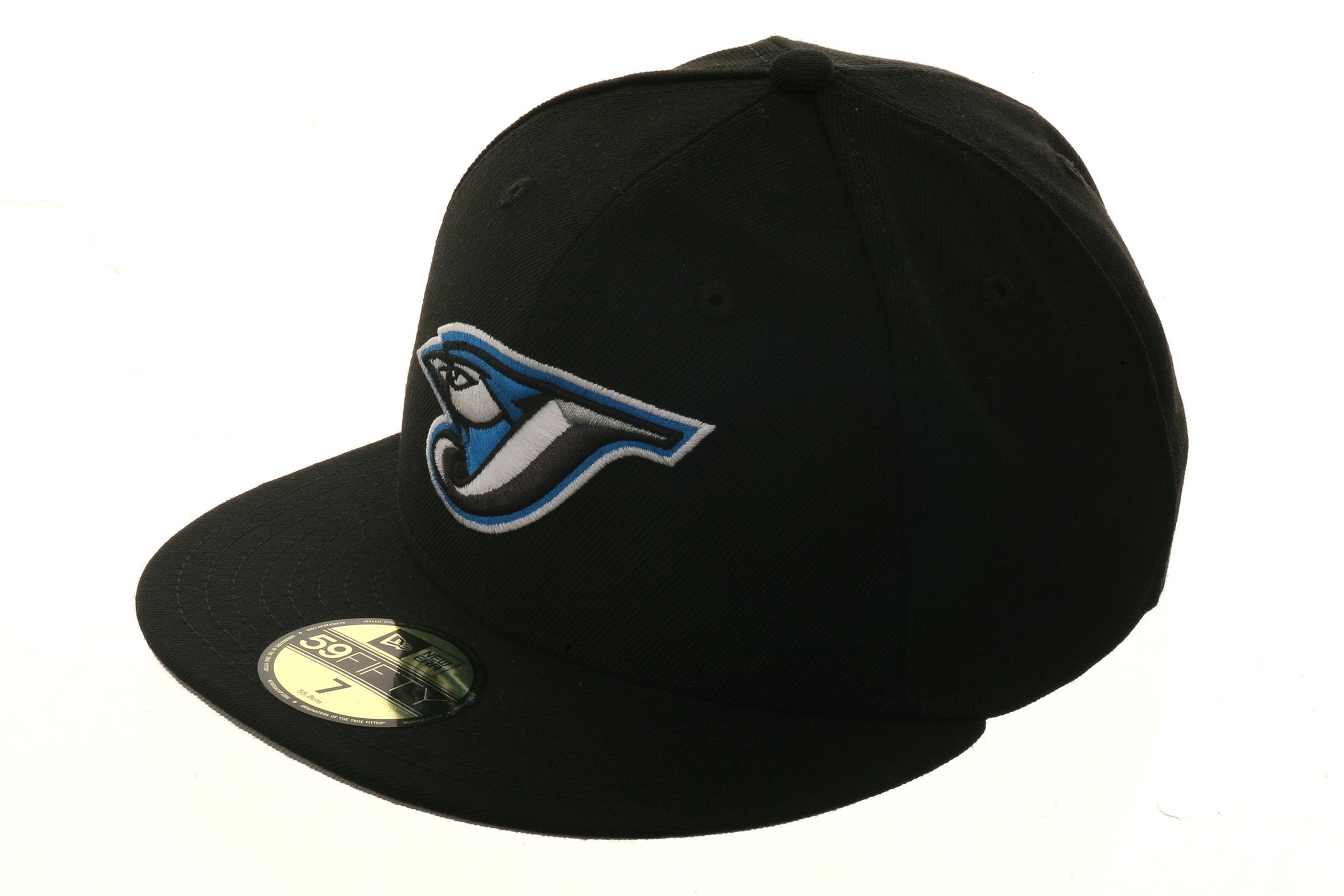 Toronto Blue Jays 2004 Game Exclusive New Era 59Fifty w/ Gray Undervisor Hat - Black