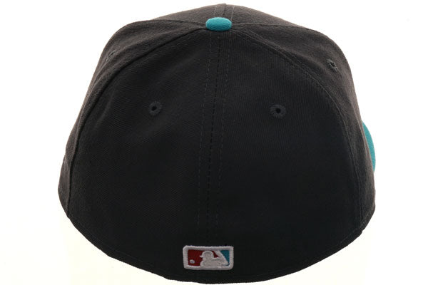 Exclusive New Era Arizona Diamondbacks A Hat - 2T Graphite, Teal, Sedona Red