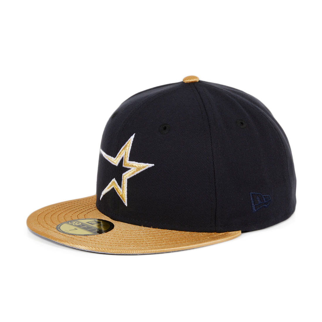 Exclusive New Era 59Fifty Houston Astros 1997 Hat - 2T Navy ... be7f28782