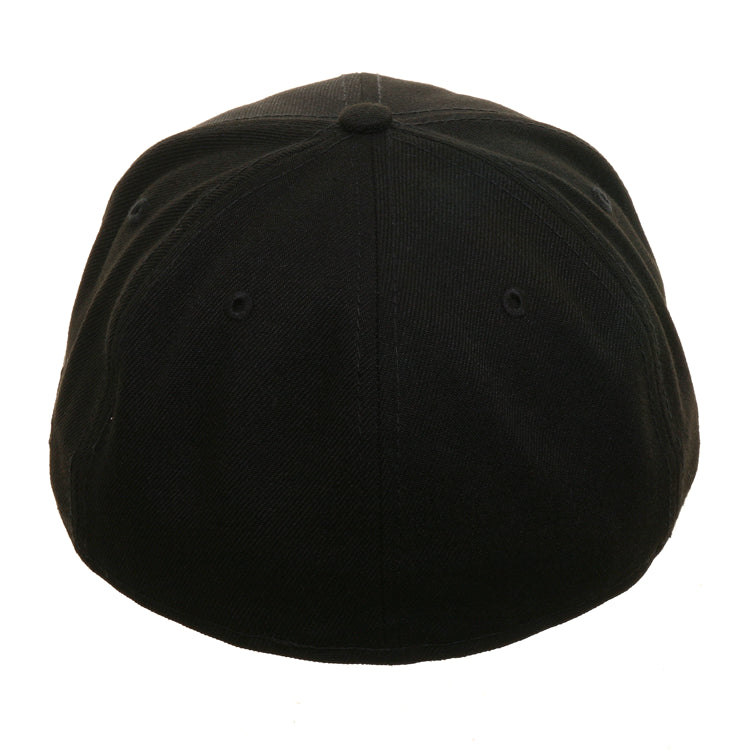 Exclusive New Era 59Fifty New York Giants Script Hat - Black