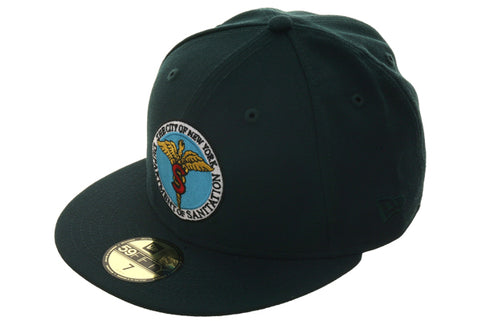 Exclusive New Era 59Fifty DSNY Hat - Green