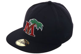 Exclusive New Era 59Fifty Fort Myers Miracle 1992 Hat - Navy