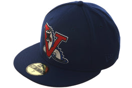 Exclusive New Era 59Fifty Vermont Expos Hat -Royal