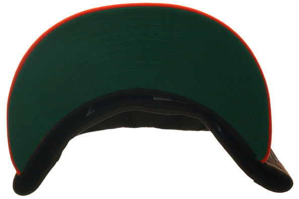 Exclusive New Era St. Louis Browns Hat - 2T Brown, Orange