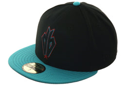 Exclusive New Era Arizona Diamondbacks DB Hat - 2T Black, Teal
