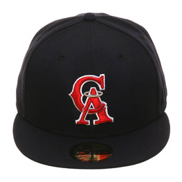 Exclusive New Era 59Fifty Los Angeles Angels 1993 Hat - Navy