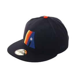 Exclusive New Era Houston Astros Concept Hat - Navy