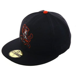 Exclusive New Era Connecticut Tigers Alternate Hat - Navy