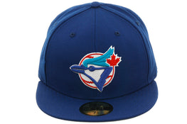 Exclusive New Era 59Fifty Toronto Blue Jays 1991 Hat - Royal