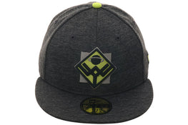 Exclusive New Era 59Fifty Dionic Shadow WY-223 Hat - Shadow Tech Graphite