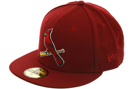 Exclusive New Era St. Louis Cardinals Alternate Hat - Cardinal