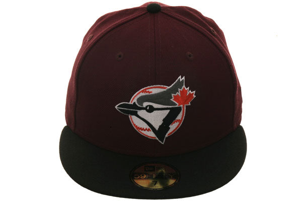 a770a938cb2 Exclusive New Era Toronto Blue Jays 1993 Hat - 2T Maroon