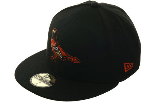 Exclusive New Era 59Fifty Baltimore Orioles 1998 Game Hat - Black