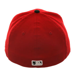 Exclusive New Era 59Fifty Seattle Mariners 1997 Hat - 2T Red, Black