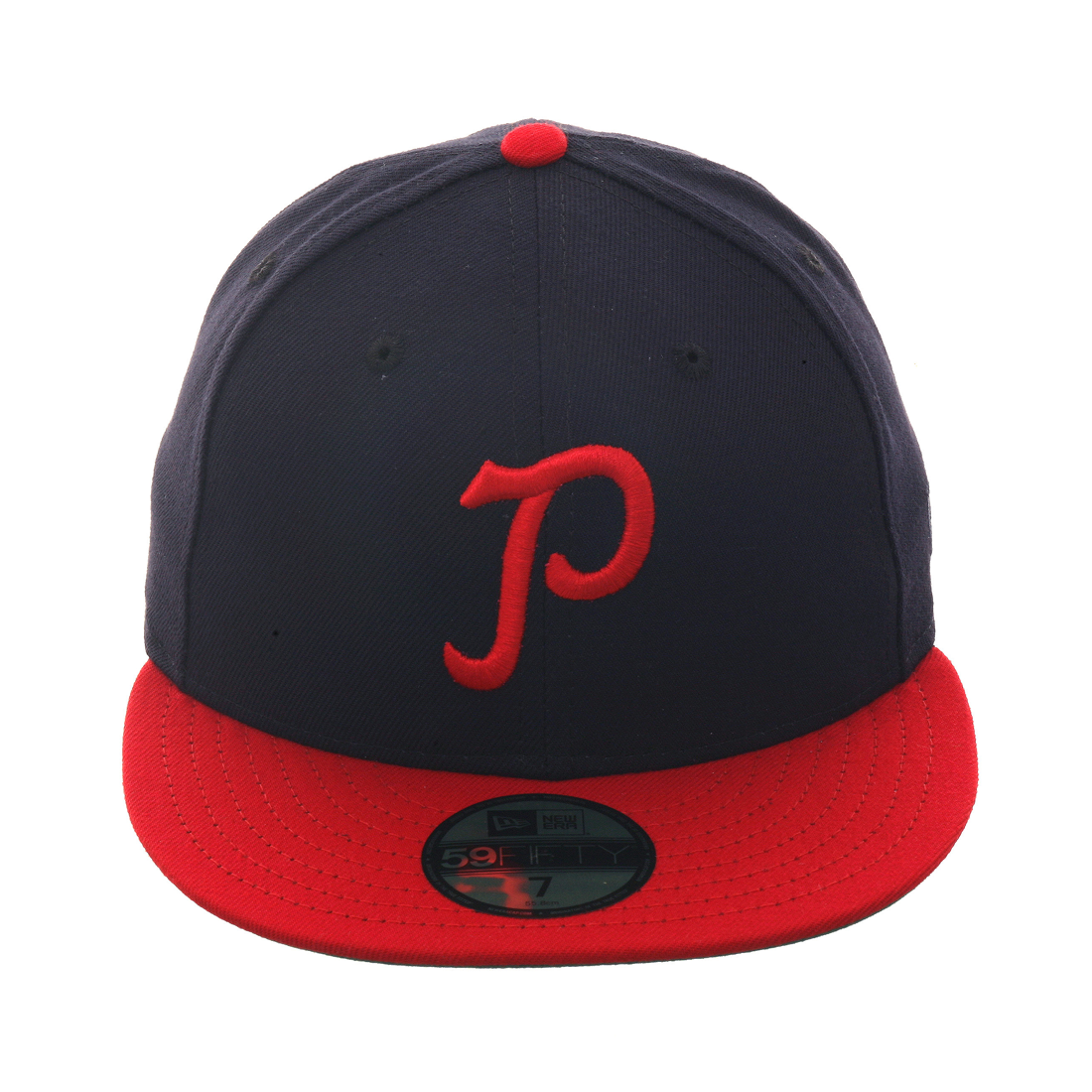 Exclusive New Era Portland Beavers 1956 Hat - 2T Navy, Red