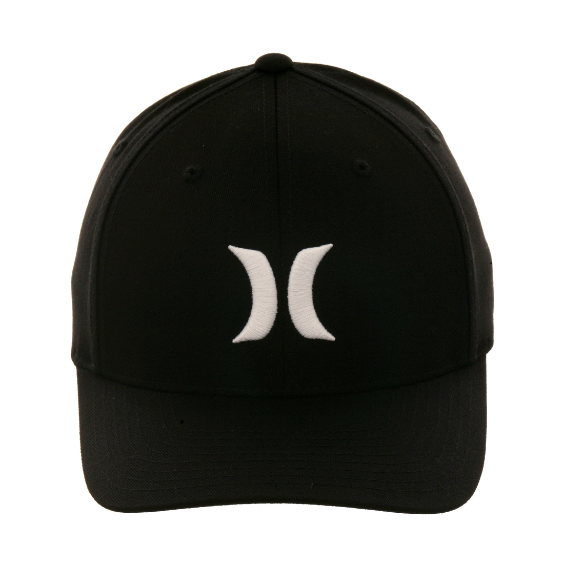 bf7989f7785 Hurley One   Only Flexfit Hat - Black