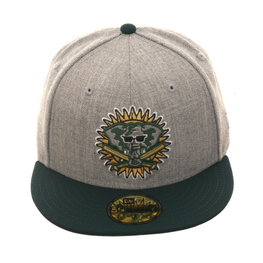 Exclusive New Era Oakland Athletics 1994  Hat - 2T Heather , Green , Gold