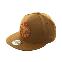 New Era 59Fifty Dionic Aztec Octo Hat - Olive