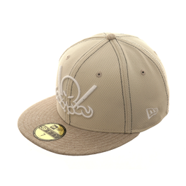 New Era 59Fifty Dionic Octo Slugger Hat - Stone, Oatmeal