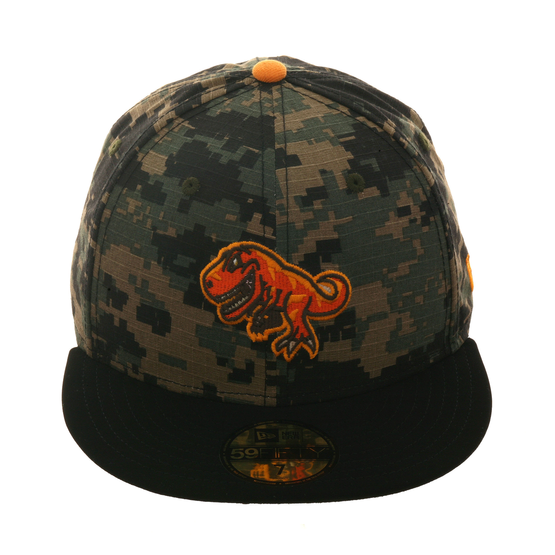 053dd29e31a New Era 59Fifty Dionic T- Rex Hat - Camouflage