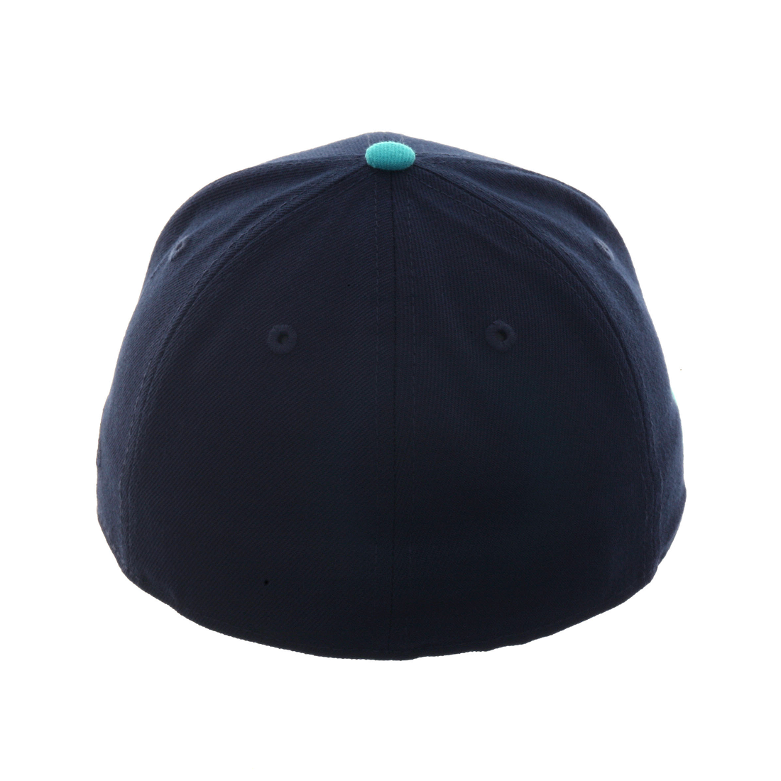 Exclusive New Era 59Fifty Skull Chief Hat - 2T Navy, Teal