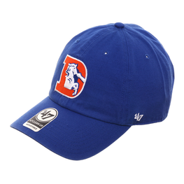 47 Brand Cleanup Denver Broncos Adjustable Hat - Royal
