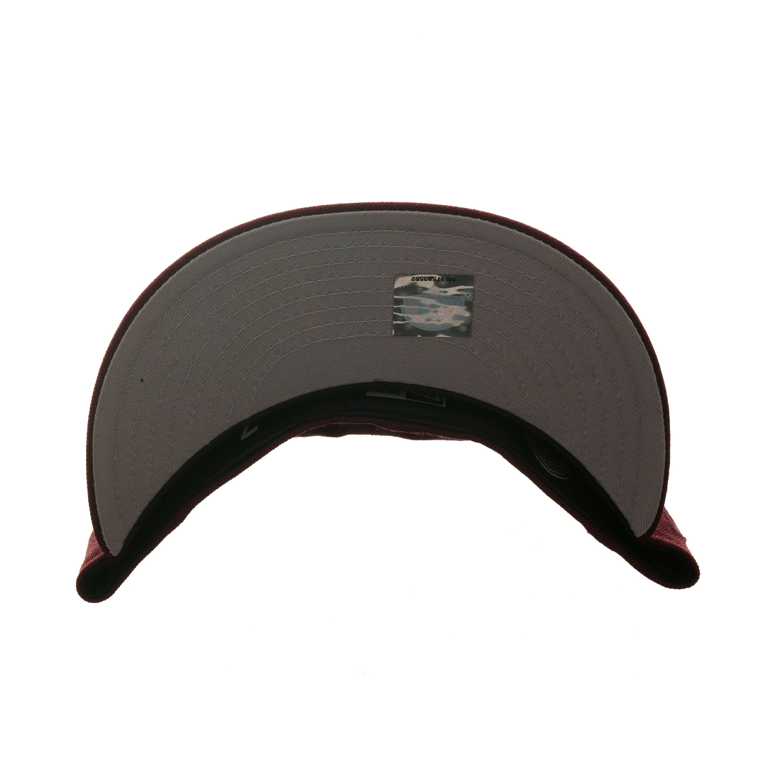 Exclusive New Era 59Fifty Tucson Sidewinders Hat - Maroon