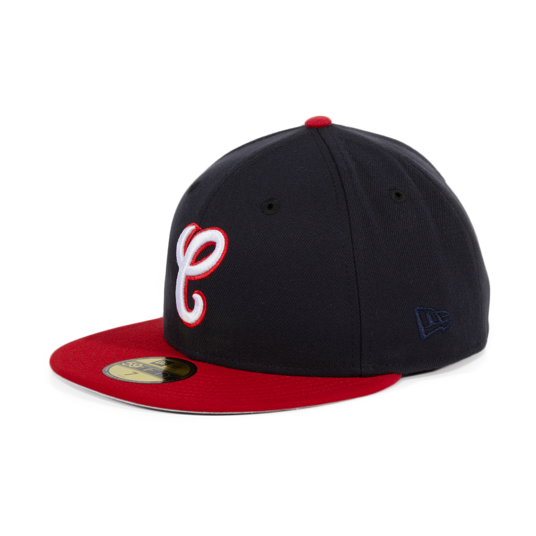Exclusive New Era 59Fifty Chicago White Sox 1987 Hat - 2T Navy, Red