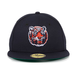 Exclusive New Era 59Fifty Detroit Tigers 1964 Logo Hat - Navy