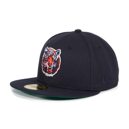 Exclusive New Era 59Fifty Detroit Tigers 1964 Alternate Hat - Navy