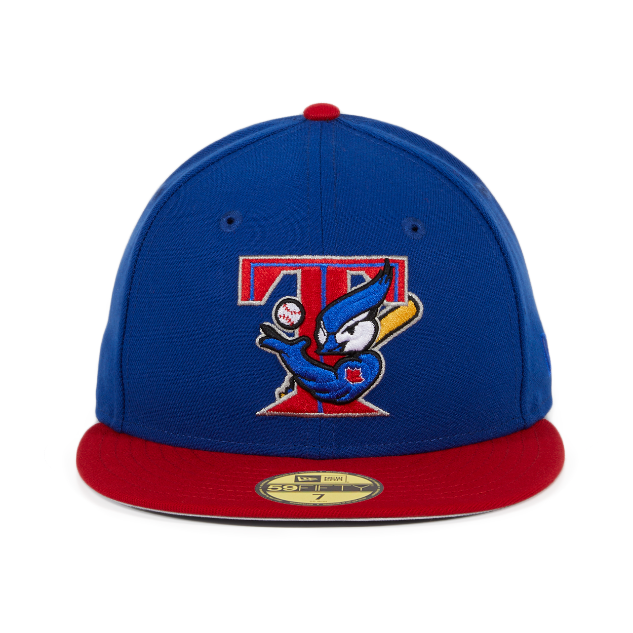66c4de3ff75 Exclusive New Era 59Fifty Toronto Blue Jays 2003 Hat - 2T Royal