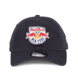 New Era 9Twenty Red Bulls OTC  Adjustable Hat - Navy