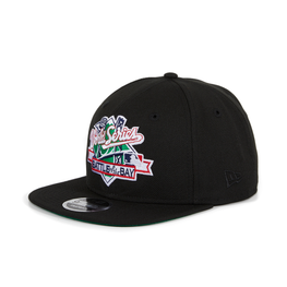 Exclusive New Era 9Fifty 1989 World Series Snapback Hat - Black