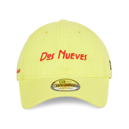 New Era 9Twenty Red Bulls Dos Nueves Adjustable Hat - Yellow