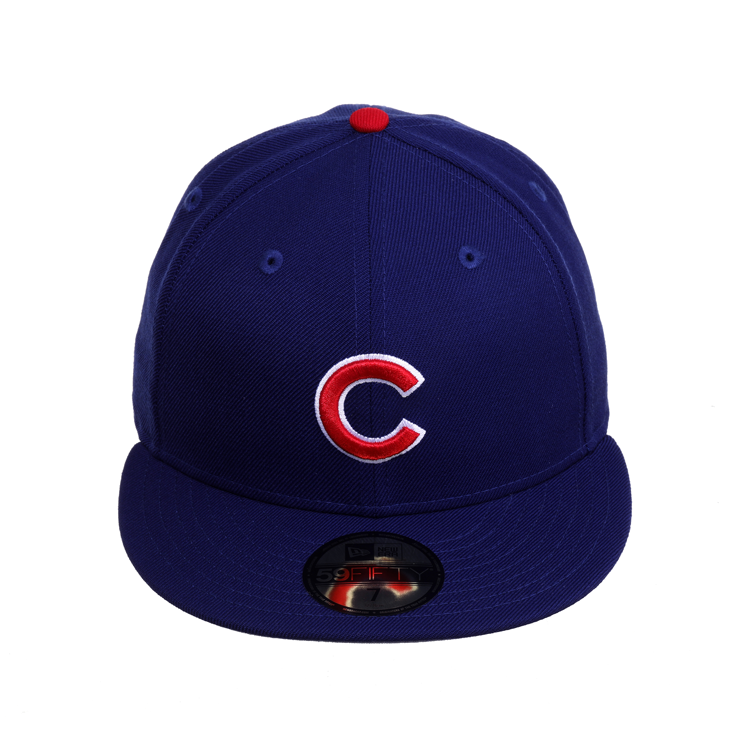 df23994eb8d Exclusive New Era 59Fifty Chicago Cubs Hat - Royal – Hat Club