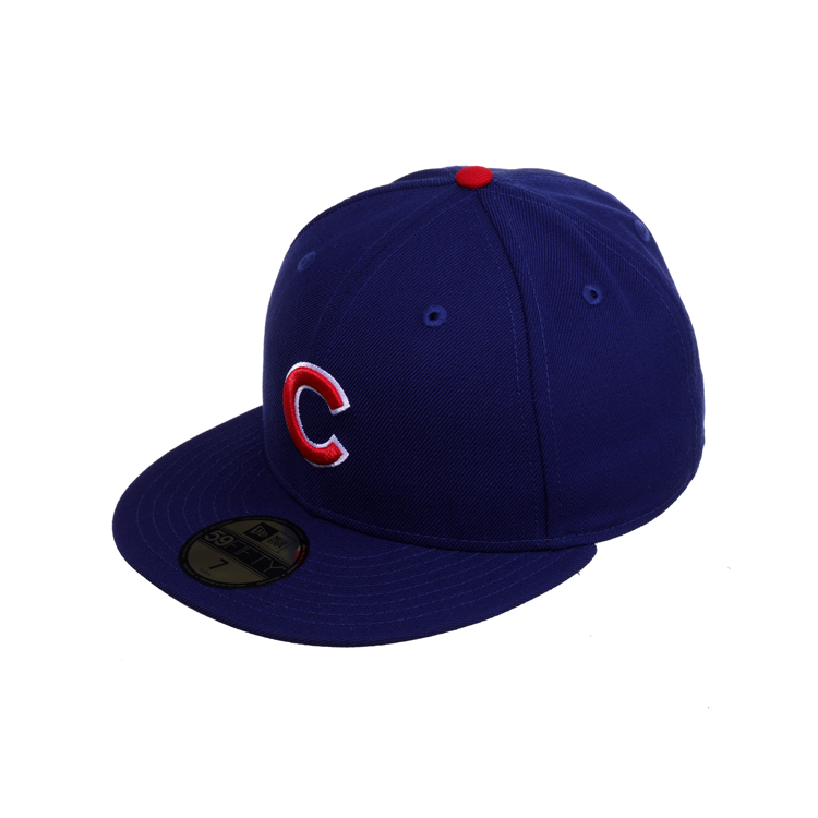 a48089ef36e Exclusive New Era 59Fifty Chicago Cubs Hat - Royal – Hat Club