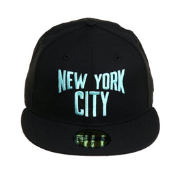 Exclusive 59Fifty New York City Lennon Hat - Black, Mint