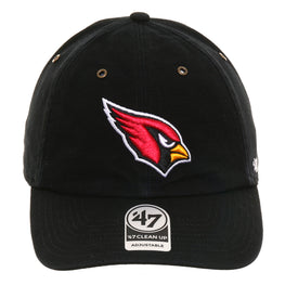 47 Brand Cleanup Arizona Cardinals Carhartt Adjustable Hat - Black