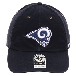 47 Brand Cleanup Los Angeles Rams Carhartt Adjustable Hat - Navy