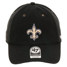 47 Brand Cleanup New Orleans Saints Carhartt Adjustable Hat - Black