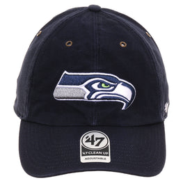 47 Brand Cleanup Seattle Seahawks Carhartt Adjustable Hat - Navy