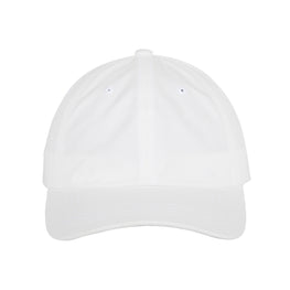 Flex 6245 CM Adjustable Hat - White