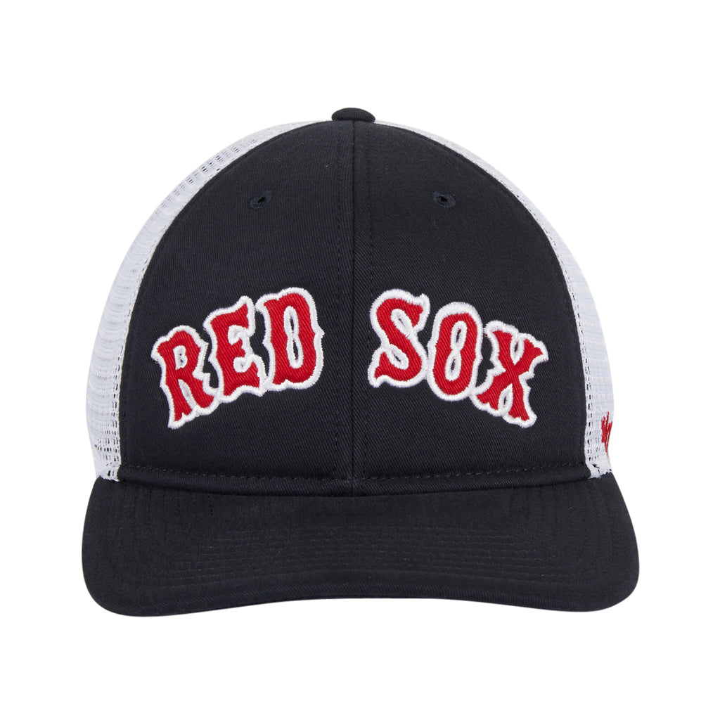 47 Brand Boston Red Sox MVP DP Snapback Hat - Navy