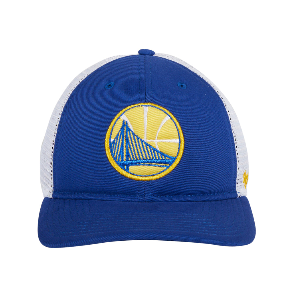 47 Brand Golden State Warriors  MVP DP Snapback Hat - Royal