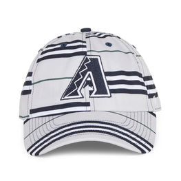 47 Brand Cleanup Arizona Diamondbacks Polo Life Adjustable Hat - Gray