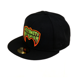WWE New Era 59Fifty Ultimate Warriors Hat - Black